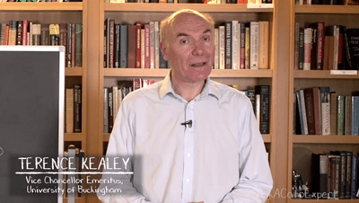 Terence Kealey Terence Kealey Cato Institute