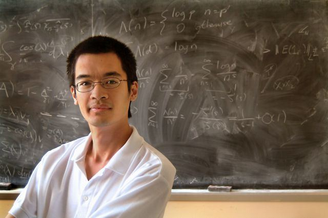 Terence Tao Terence Tao Mozart of Math is first UCLA math prof to win Fields