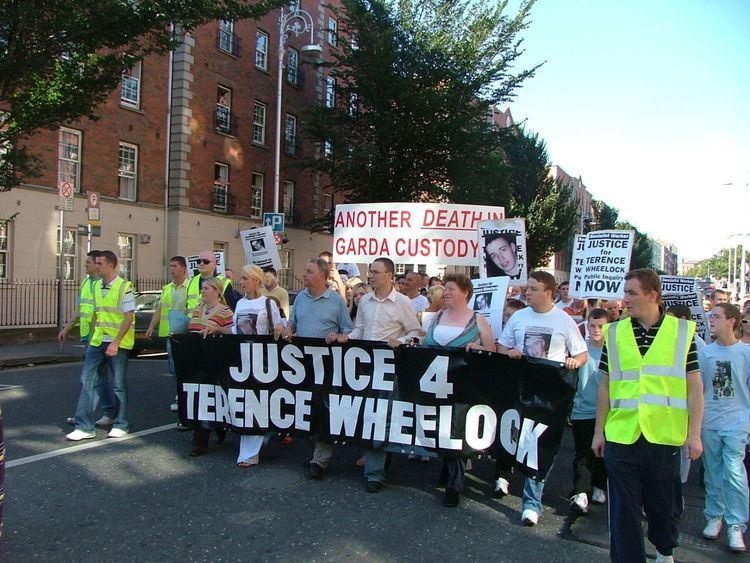 Terence Wheelock