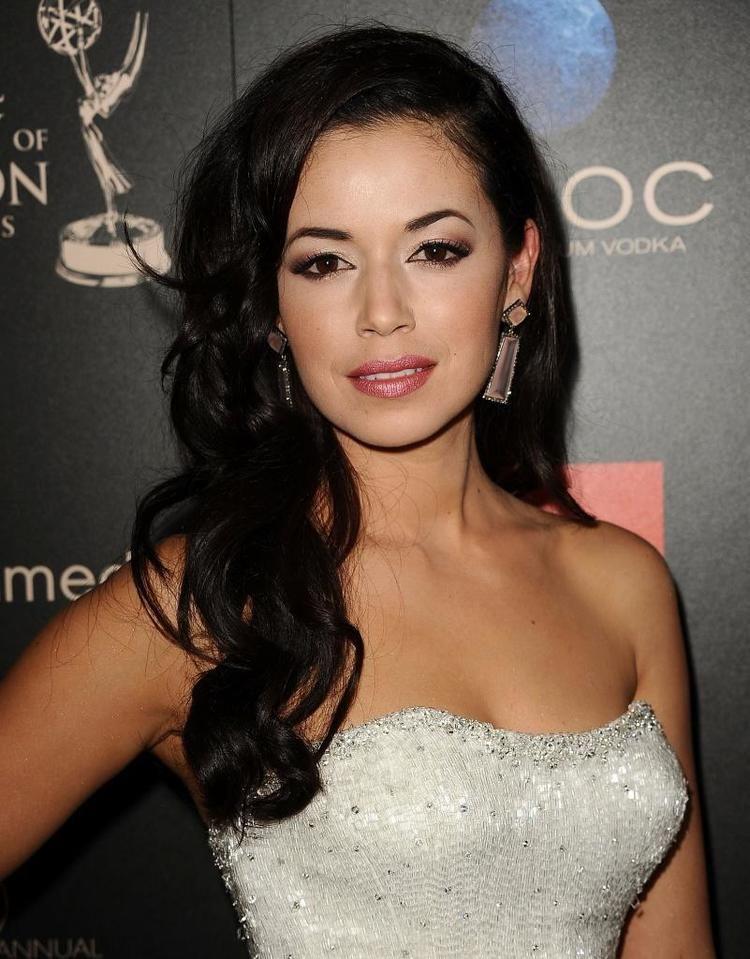 Teresa Castillo Actress Teresa Castillo pregnant Daily Dish