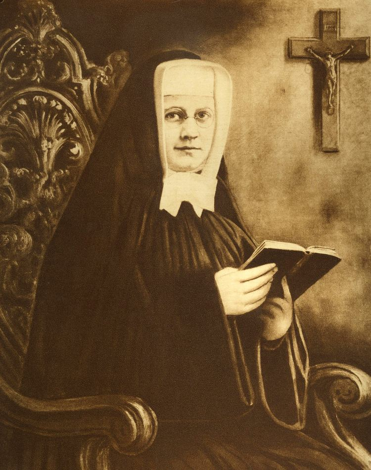 Teresa Demjanovich Sisters of Charity of St Elizabeth A Saint in New Jersey