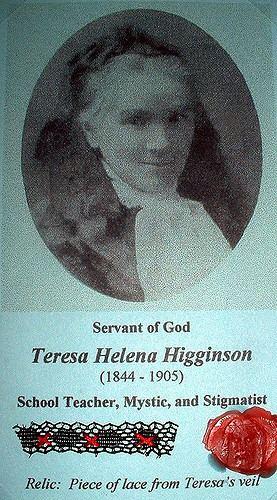 Teresa Helena Higginson SD Teresa Helena Higginson Servant of God Teresa Helena Flickr