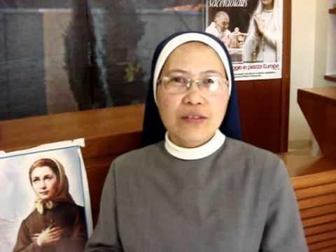 Teresa Manganiello Hello from San Giovanni Beata Teresa Manganiello YouTube