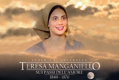 Teresa Manganiello SUI PASSI DELLAMORE TERESA MANGANIELLO IN ONDA SU RAI1 Cultura