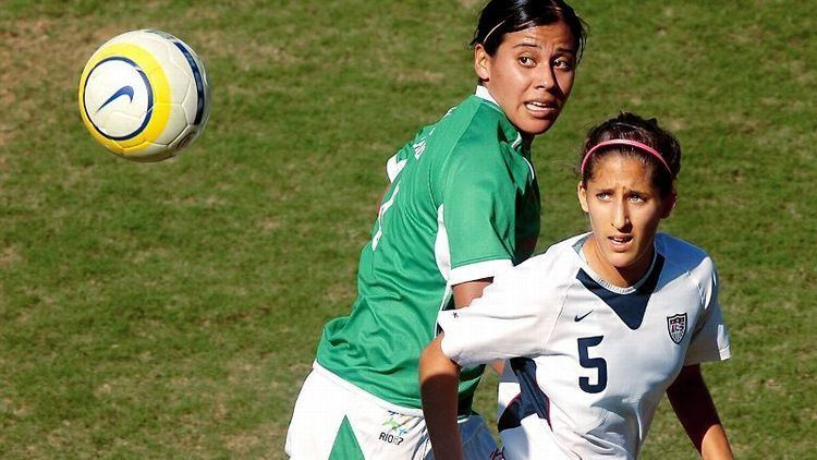 Teresa Noyola Dual citizens help comprise Mexico39s Women39s World Cup roster
