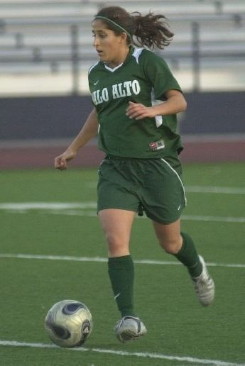 Teresa Noyola Paly39s Teresa Noyola is national soccer player of year