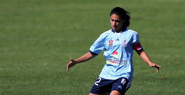 Teresa Polias Teresa Polias Sydney FC Team Sydney FC