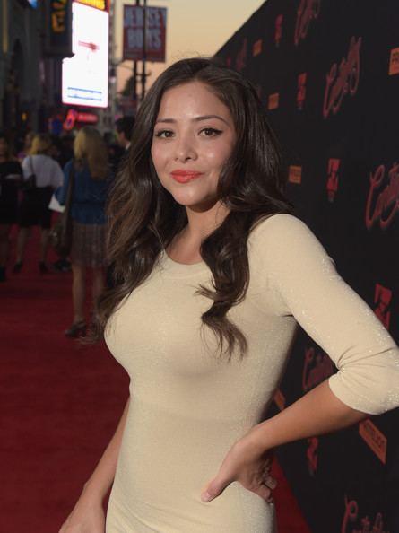 Teresa Ruiz (actress) Teresa Ruiz Pictures 39Cantinflas39 Premieres in Hollywood