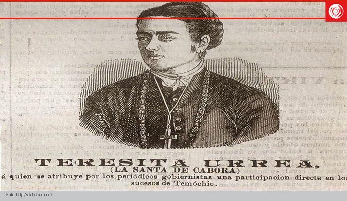 Teresa Urrea Teresa Urrea la mujer que desafi a Porfirio Daz Reversos