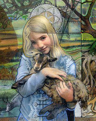 Terese Nielsen Avacyn Restored Descendants39 Path a Journey of