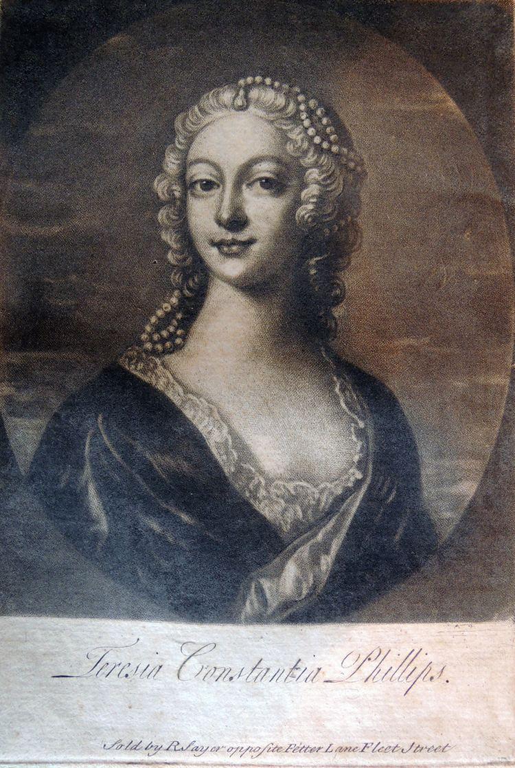Teresia Constantia Phillips