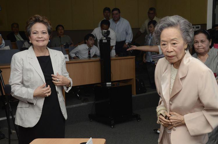 Teresita de Castro Supreme Court of the Philippines