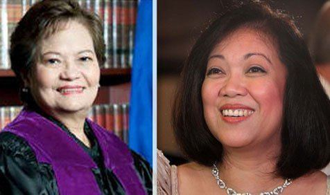 Teresita de Castro Warring SC magistrates kiss and make up Inquirer News