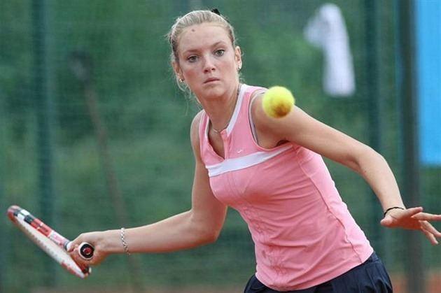 Tereza Martincová Mu j dt do drky eskou tenistku diskvalifikovali po udn