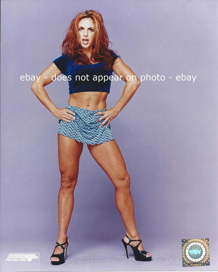 Teri Byrne Teri Byrne Fyre WCW Nitro Girl Wrestling Diversity 5 Pop