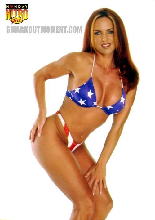 Teri Byrne Hottest Divas amp Knockouts Tournament Round 1 Matches 25