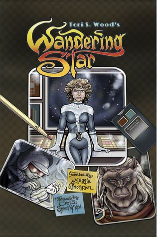 Teri Sue Wood Wandering Star by Teri Sue Wood