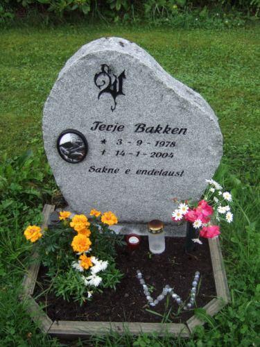 Terje Bakken Terje Valfar Bakken 1978 2004 Find A Grave Memorial