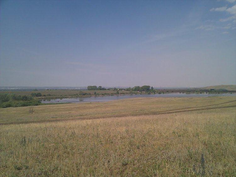 Termen-Yelga River