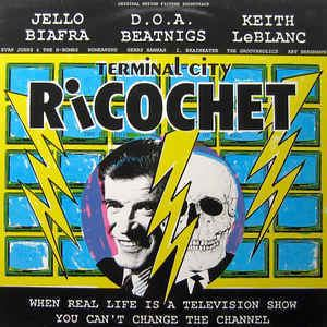 Terminal City Ricochet Various Terminal City Ricochet Original Motion Picture