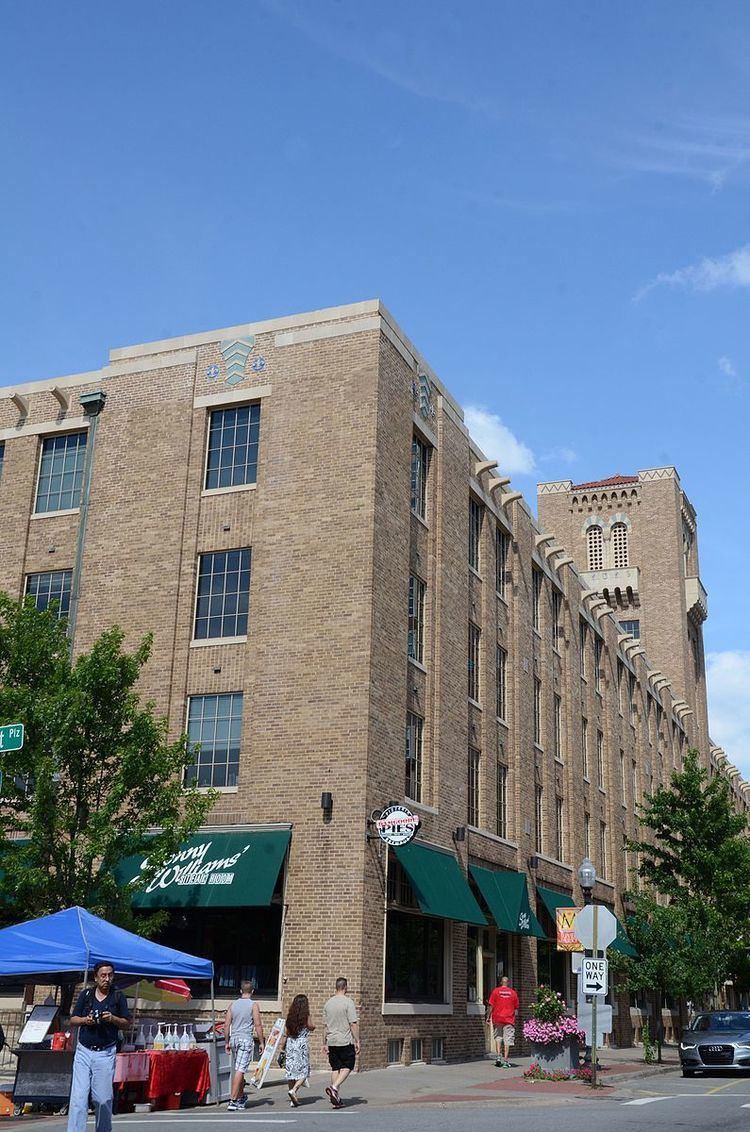 Terminal Warehouse Building