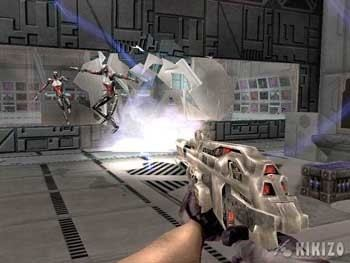 Terminator 3: Rise of the Machines (video game) Video Games Daily News Terminator 3 Screens amp Footage