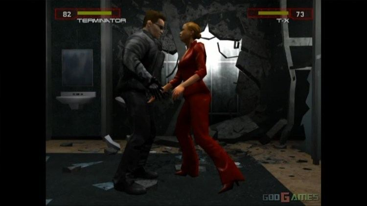 Terminator 3: Rise of the Machines (video game) Terminator 3 Rise of the Machines Gameplay PS2 HD 720P YouTube