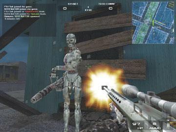 Terminator 3: War of the Machines Terminator 3 War of the Machines Terminator 3 The War Machines Game