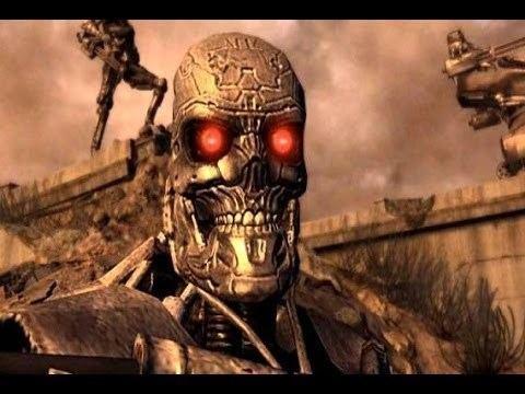 Terminator Salvation (video game) Terminator Salvation arcade game YouTube
