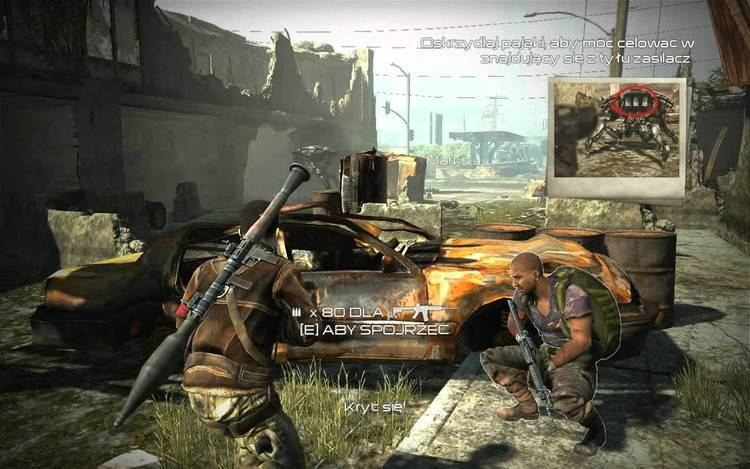 Terminator Salvation (video game) Terminator 4 Salvation Video Game Prezentacja Gry YouTube