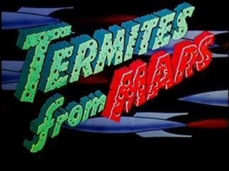 Termites from Mars movie poster