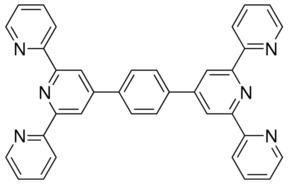 Terpyridine 4414Phenylenebis2262terpyridine 96 SigmaAldrich