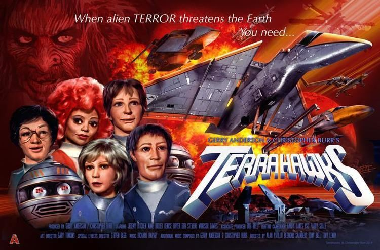 Terrahawks Terrahawks merchandise and gifts Stay on this channel