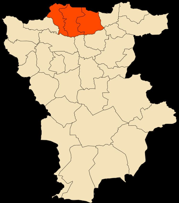 Terrai Bainen District