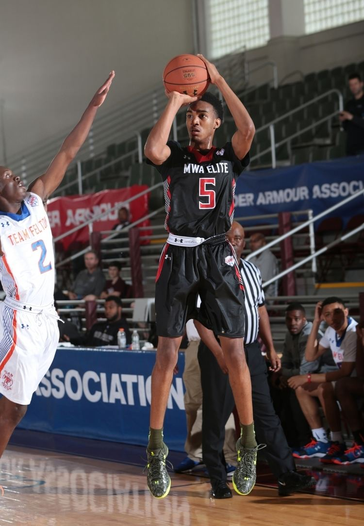Terrance Ferguson Arizona basketball Fivestar recruit Terrance Ferguson officially