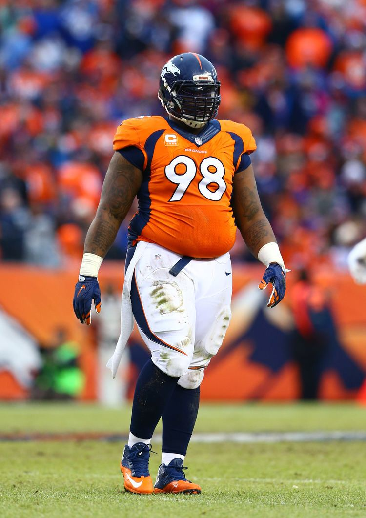 Terrance Knighton Showtime Sports Report DT Terrance Knighton to sign