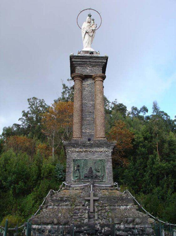 Terreiro da Luta Nossa Senhora do Terreiro da Luta Madeira Foto de