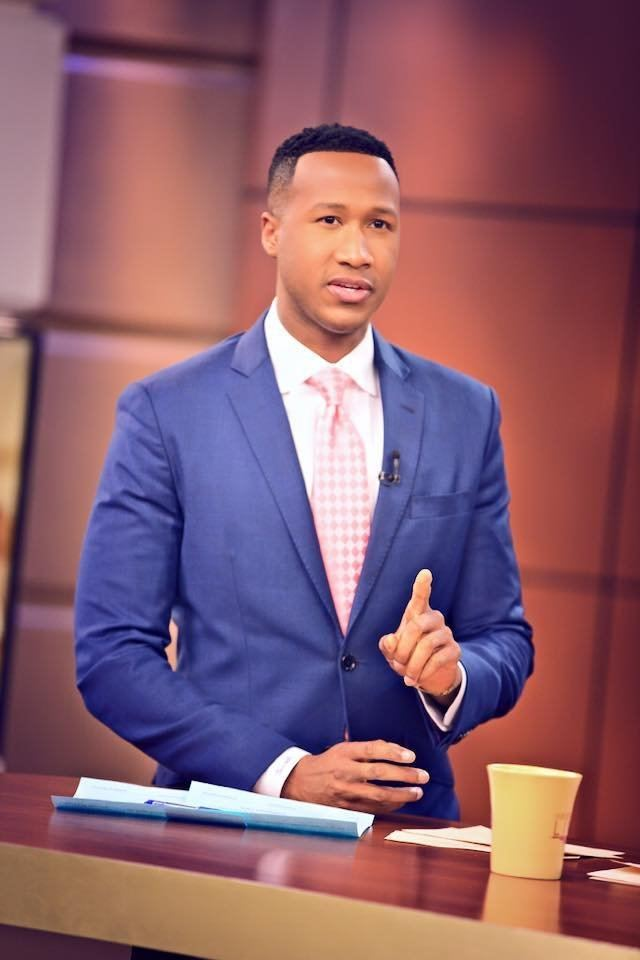 Terrell Brown Terrell Brown on Twitter On set anchoring a Windy City LIVE ABC 7