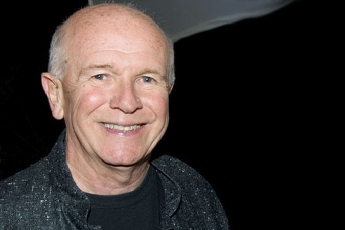 Terrence McNally Looking Through the Skylight at Terrence McNally This