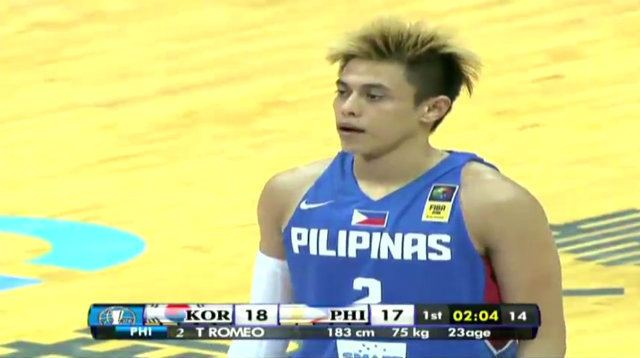 Terrence Romeo WATCH Terrence Romeo puts on offensive exhibition vs Korea