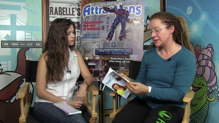 Terri Hardin Full interview with Terri Hardin about working on Captain EO