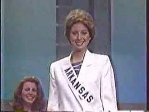 Terri Utley Miss USA 1982 Terri Utley