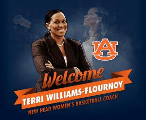 Terri Williams-Flournoy Terri WilliamsFlournoy leaves Hoyas to coach at Auburn Vox Populi