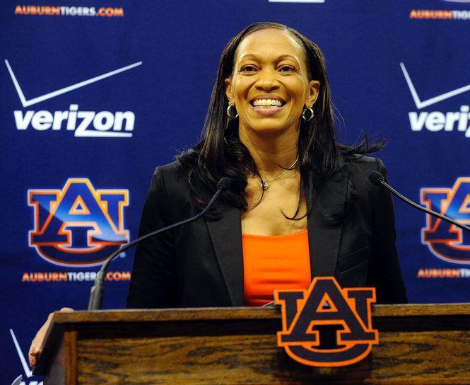 Terri Williams-Flournoy Terri WilliamsFlournoy hired as Auburn women39s basketball