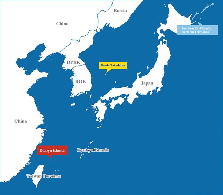 Territorial dispute Japan39s Territorial Disputes Beijing Review