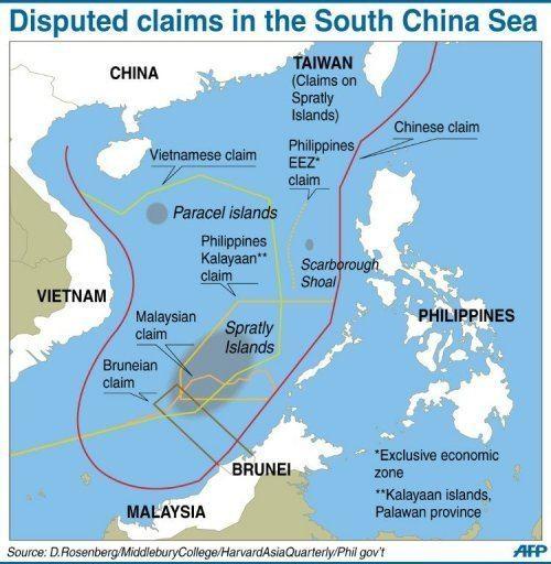 Territorial dispute ASEAN talks fail over China territorial dispute Alternet