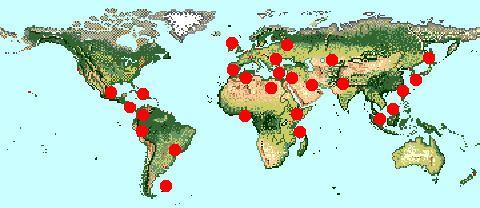 Territorial dispute Major land disputes around the world