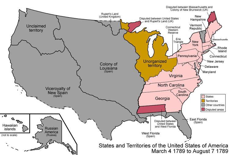 Territorial evolution of Colorado