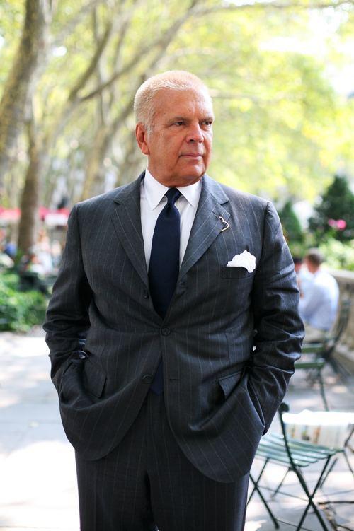 Terron Schaefer Terron Schaefer of Saks Fifth Avenue The Sartorialist