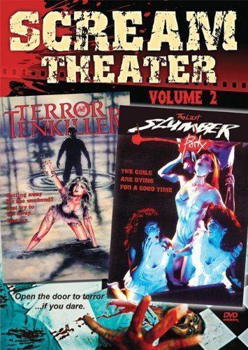 Amazoncom The Last Slumber Party Terror at Tenkiller Scream